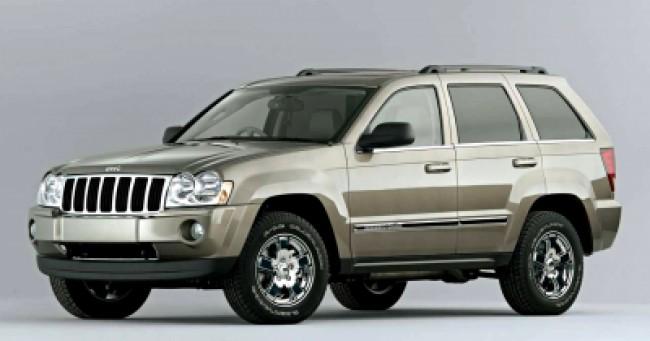 Seguro Grand Cherokee Limited 4.7 V8 2008