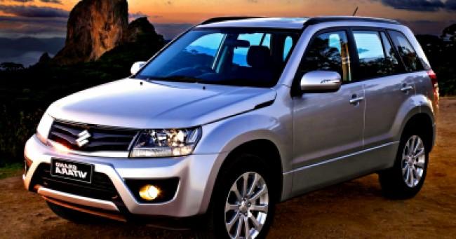 Cotação de seguro Suzuki Grand Vitara
