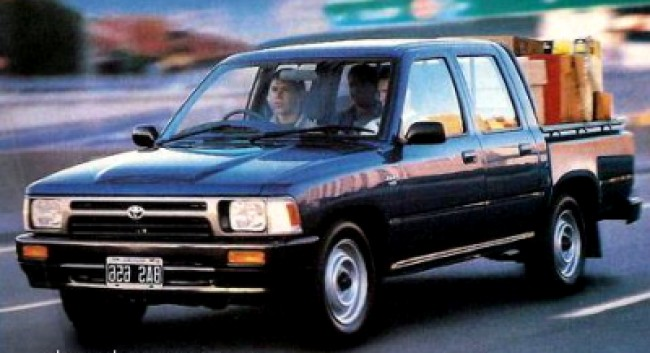 valor do seguro Hilux 2.4 CD 1994