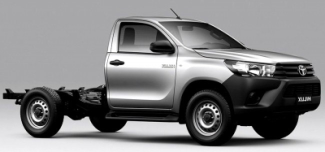 valor do seguro Hilux Chassi 2.8 Turbo 4x4 2017