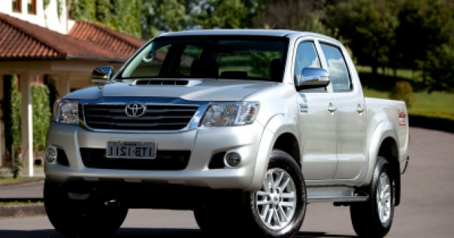 Seguro Hilux SR 3.0 Turbo 4x4 CD 2015