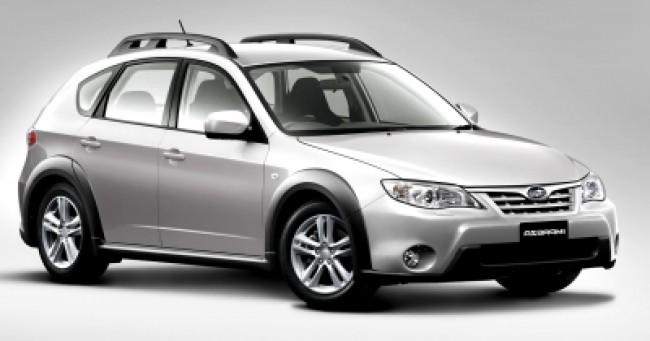 Cotação de seguro Impreza Hatch XV 2.0