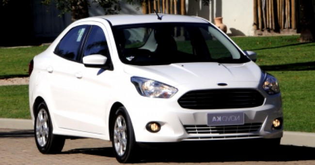 valor do seguro Ford Ka Sedan