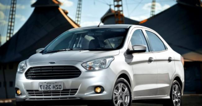 Cotação de seguro Ka Sedan SE 1.0