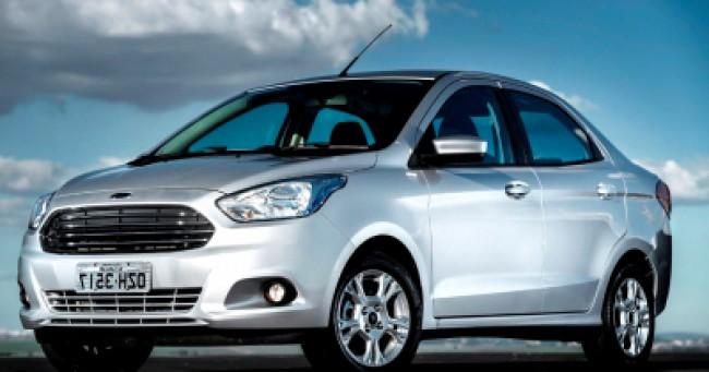 Cotação de seguro Ka Sedan SE 1.5