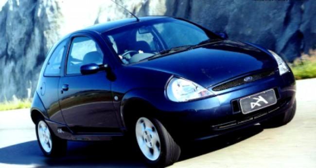Seguro Ka XR 1.6 2003