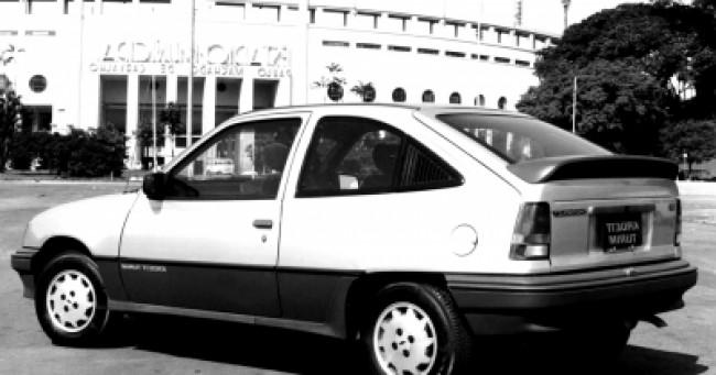 Seguro Kadett Turim 1.8 1990