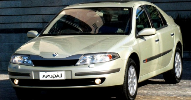valor do seguro Renault Laguna