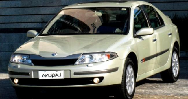 Cotação de seguro Renault Laguna
