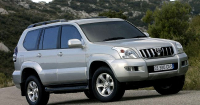 valor do seguro Toyota Land Cruiser Prado