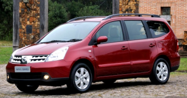 Seguro Livina Grand S 1.8 2012