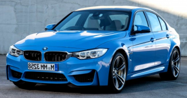 valor do seguro BMW M3