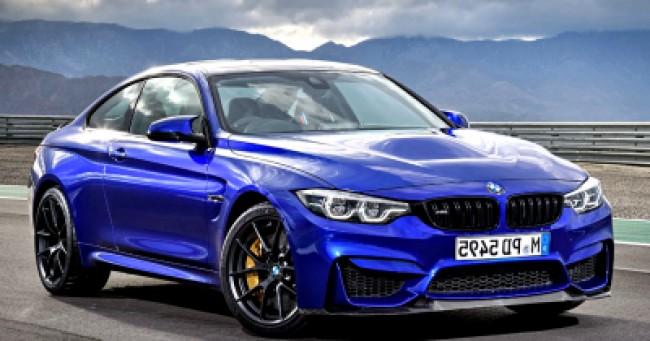Cotação de seguro BMW M4