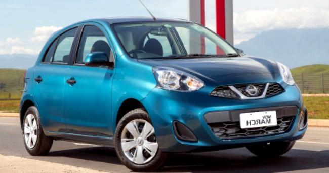 Cotação de seguro Nissan March