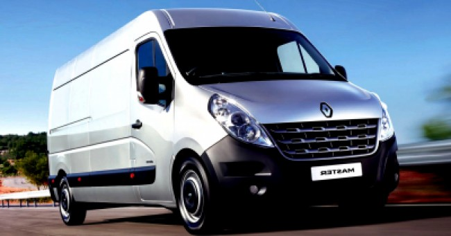 valor do seguro Renault Master