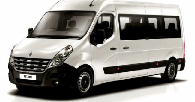 Cotação de seguro Master Minibus 2.3