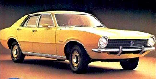 Seguro Maverick Super Luxo Sedan 5.0 V8 1975