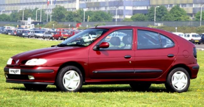 Seguro Megane Hatch RN 1.6 1998