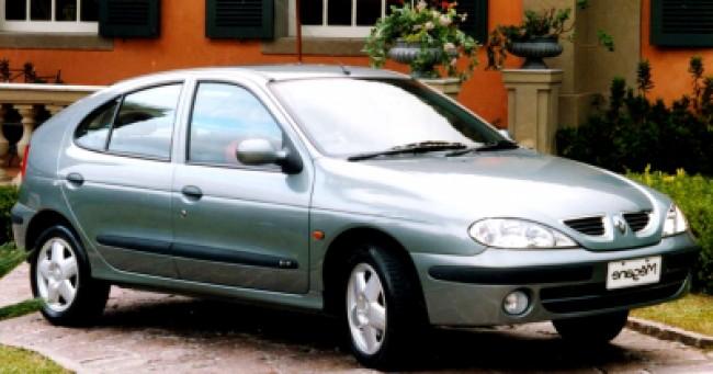 Cotação de seguro Renault Megane Hatch