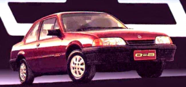 Cotação de seguro Monza 650 2.0