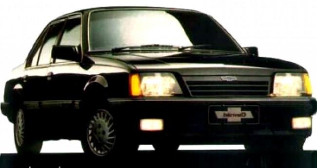 Cotação de seguro Monza Classic 500 EF 2.0
