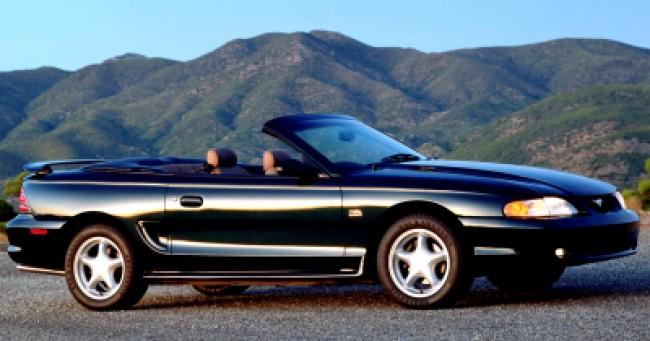 Cotação de seguro Mustang Conversível 3.8 V6
