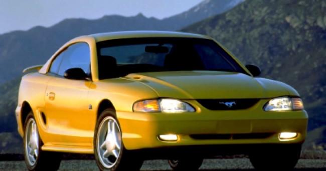Cotação de seguro Mustang GT 5.0 V8