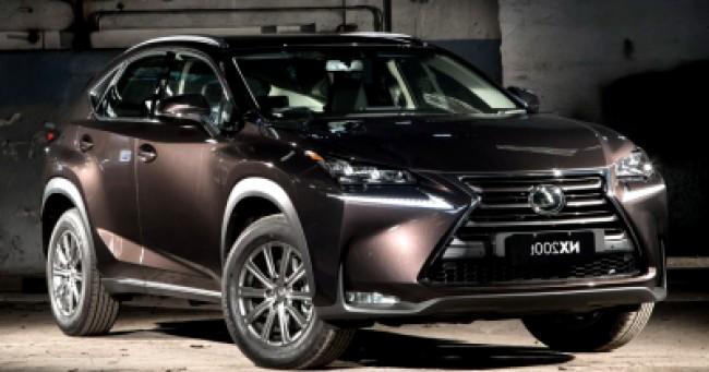 Cotação de seguro Lexus Nx200t