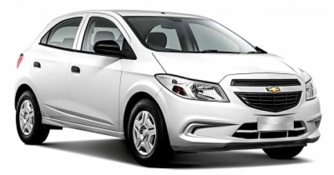 Cotação de seguro Chevrolet Onix