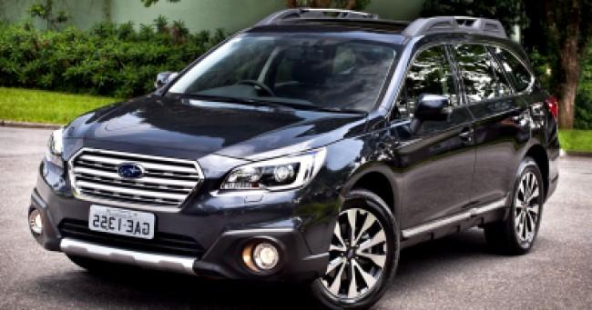 Cotação de seguro Subaru Outback