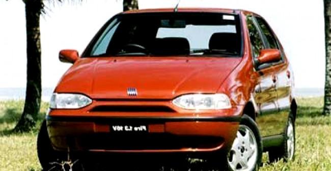 Seguro Palio ELX 1.3 16V 2000