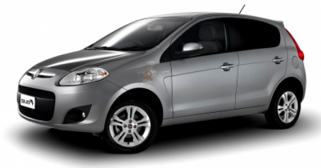 Seguro Palio Essence 1.6 16V Dualogic 2012