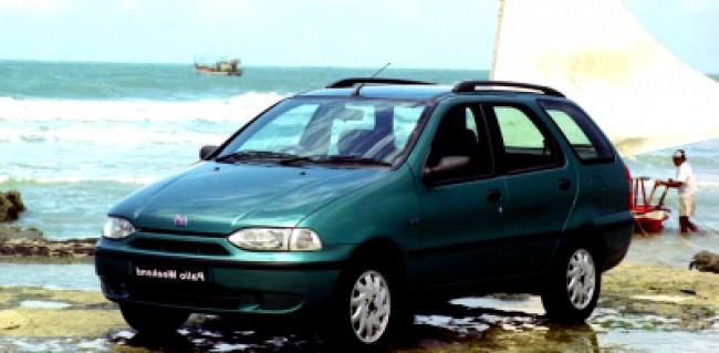 Seguro Palio Weekend ELX 1.5 1999