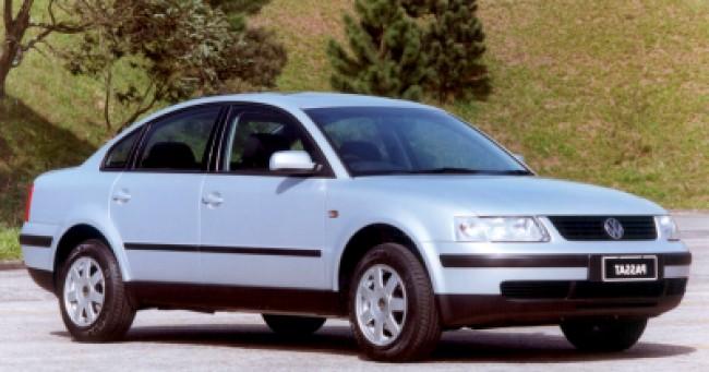 Seguro Passat 1.8 20V Turbo Tiptronic 1998