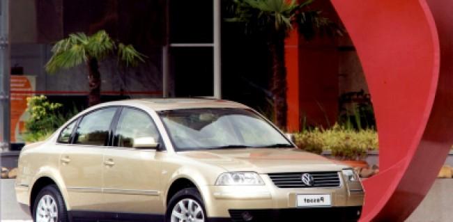 Seguro Passat 2.8 V6 Tiptronic 2001