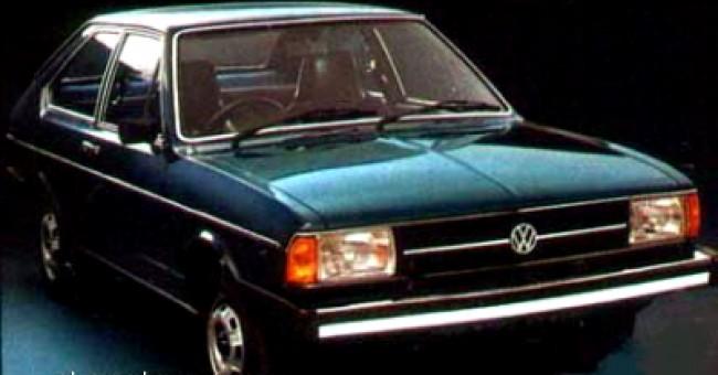 Seguro Passat LS 1.6 1982