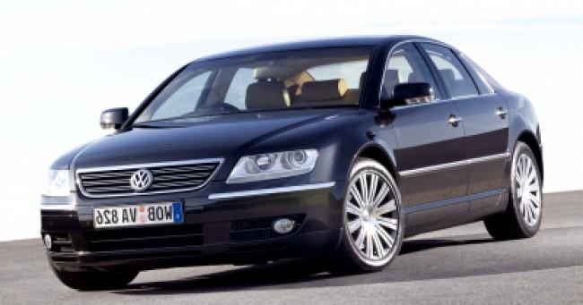 Cotação de seguro Volkswagen Phaeton
