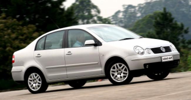 Seguro Polo Sedan 2.0 2003