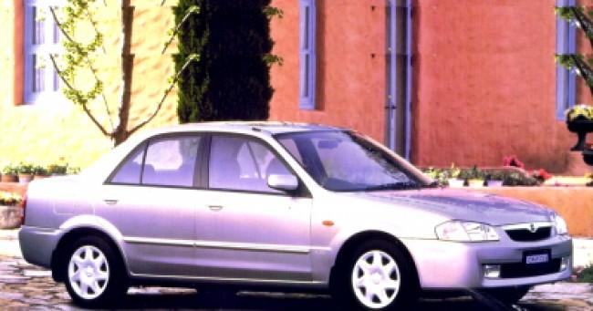 Cotação de seguro Mazda ProtegÉ
