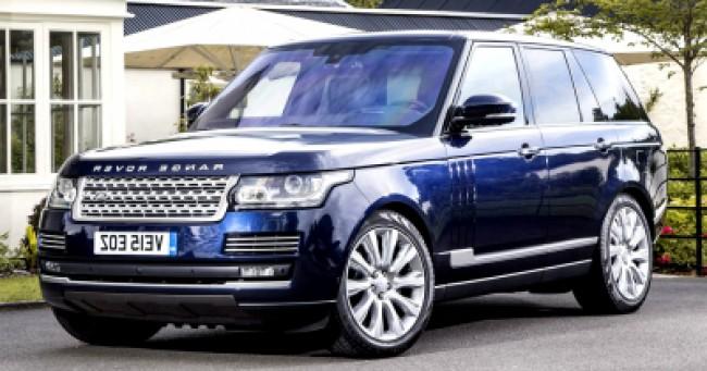 Cotação de seguro Range Rover Autobiography 5.0 V8
