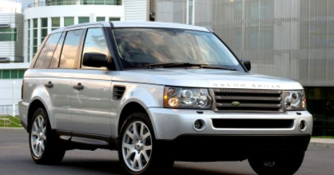 Cotação de seguro Range Rover Sport SE 2.7 V6