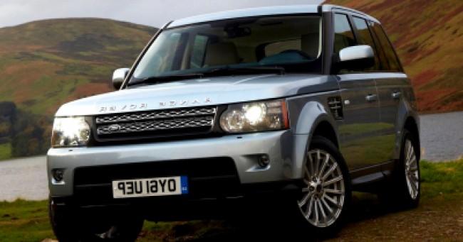 Cotação de seguro Range Rover Sport SE 3.0 V6