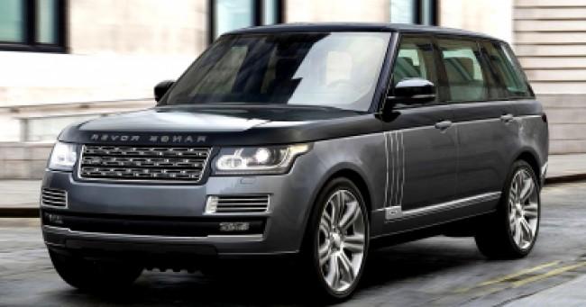 Cotação de seguro Range Rover SV Autobiography LWB 5.0 V8