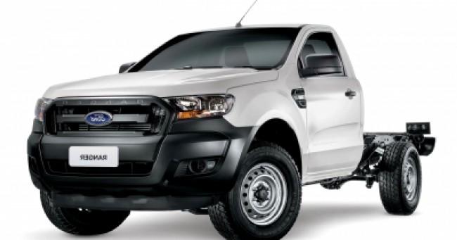 Cotação de seguro Ranger XL 2.2 Chassi