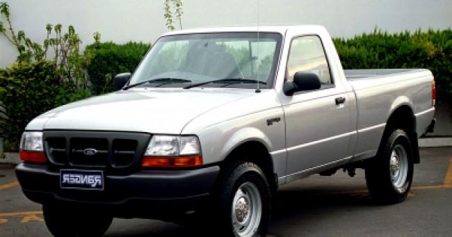 Cotação de seguro Ranger XL 2.5 Turbo 4x4 CS