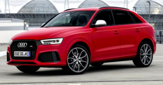 valor do seguro RS Q3 2.5 TFSi Quattro 2017