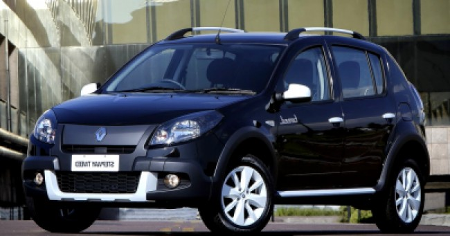 Cotação de seguro Sandero Stepway Tweed 1.6 8V AT