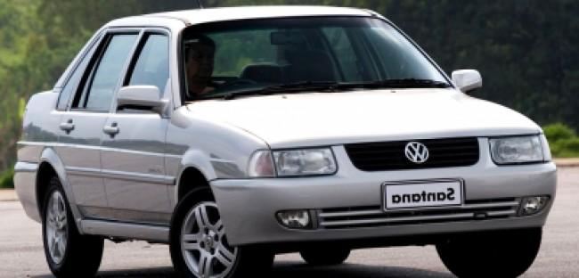 Cotação de seguro Volkswagen Santana