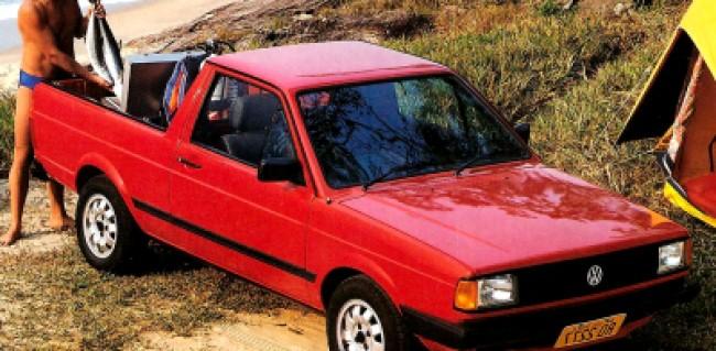 Seguro Saveiro GL 1.6 1989
