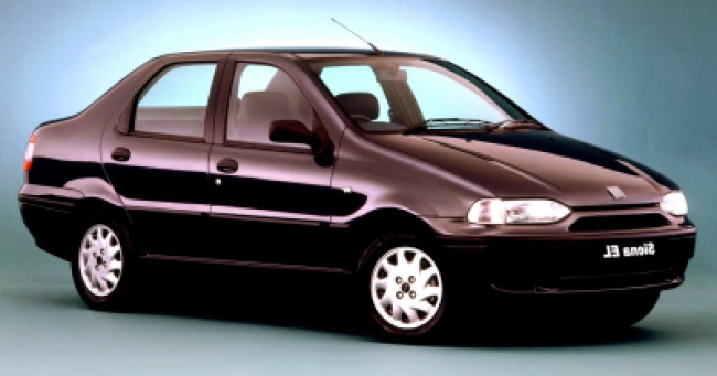 Seguro Siena EL 1.6 1998